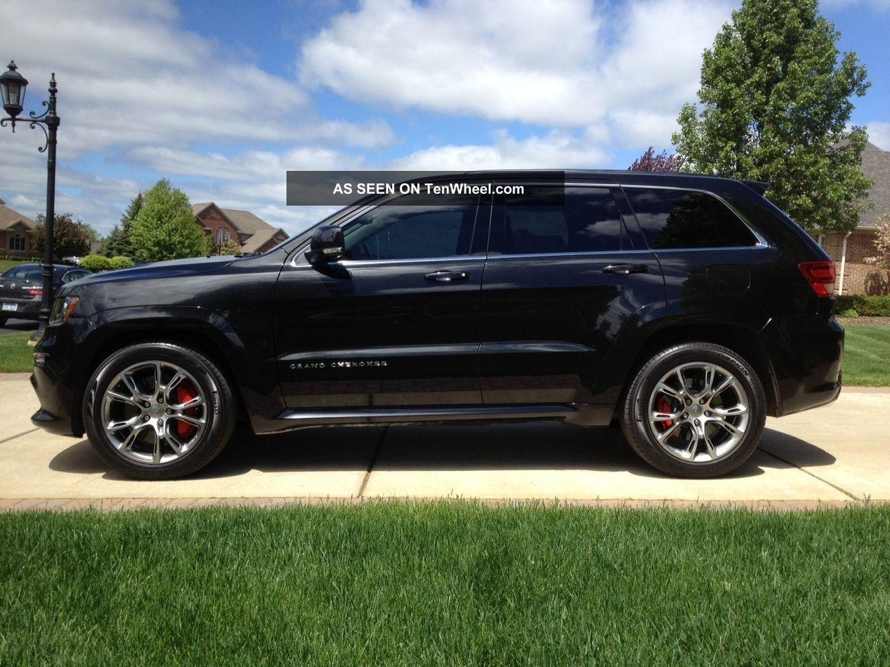 2012 jeep grand cherokee srt 8 grand cherokee photo 1. Black Bedroom Furniture Sets. Home Design Ideas