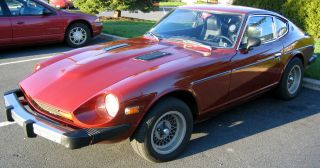 1977 Datsun 280z With Upgrades photo