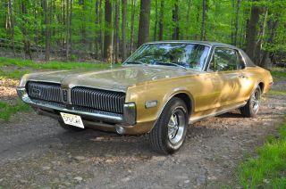 1968 Mercury Cougar Xr - 7 photo