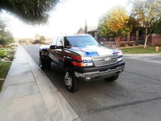 2005 Chevy Silverado 3500 Diesel Duramax Dully Heavy Duty photo