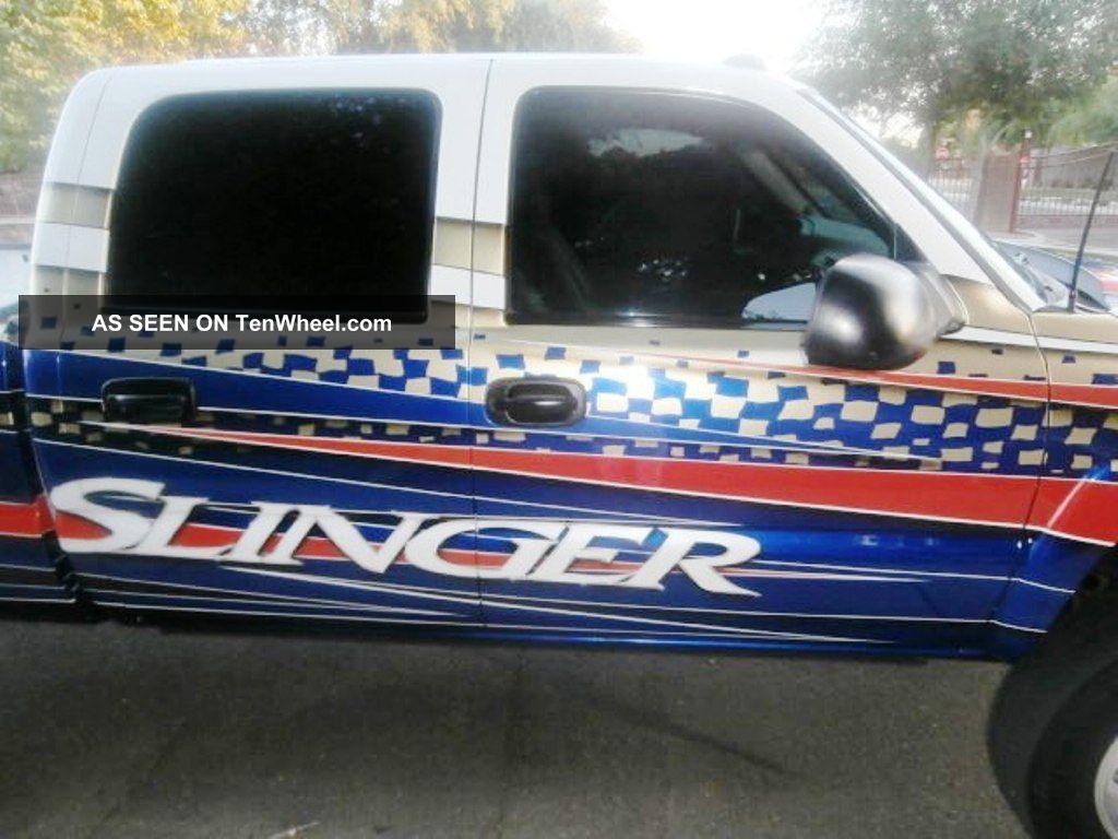 2005 Chevy Silverado 3500 Diesel Duramax Dully Heavy Duty