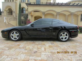 Ferrari 1995 456 Gt 6 Speed California Car Need Nothing photo
