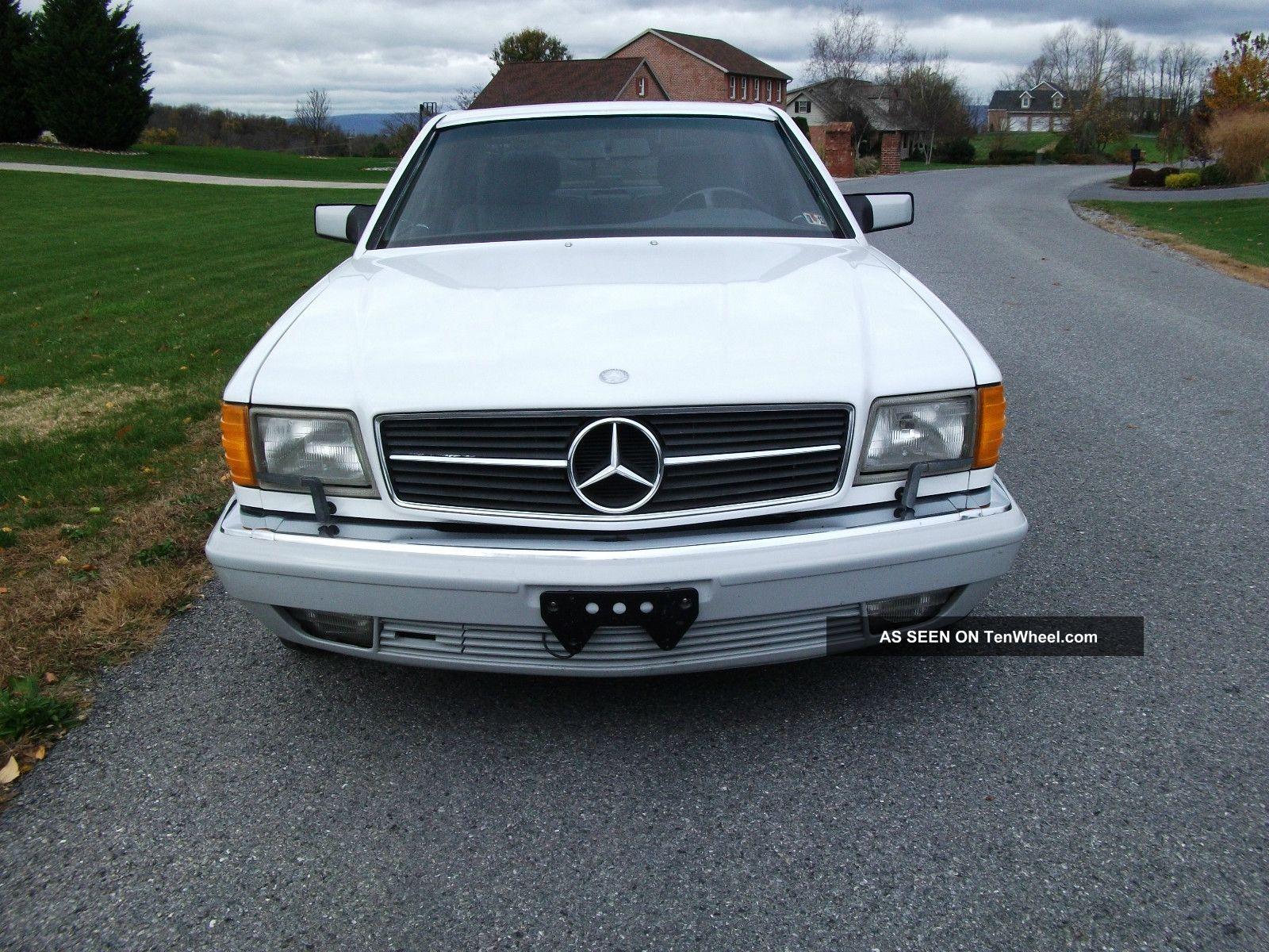 1991 mercedes benz 560 sec classic coupe 2 door 5 6l for 1991 mercedes benz