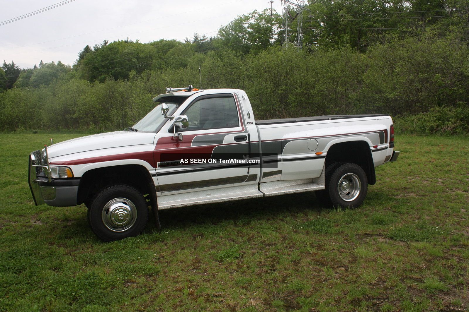 1994 dodge ram 3500 4x4 cummins turbo diesel. Black Bedroom Furniture Sets. Home Design Ideas