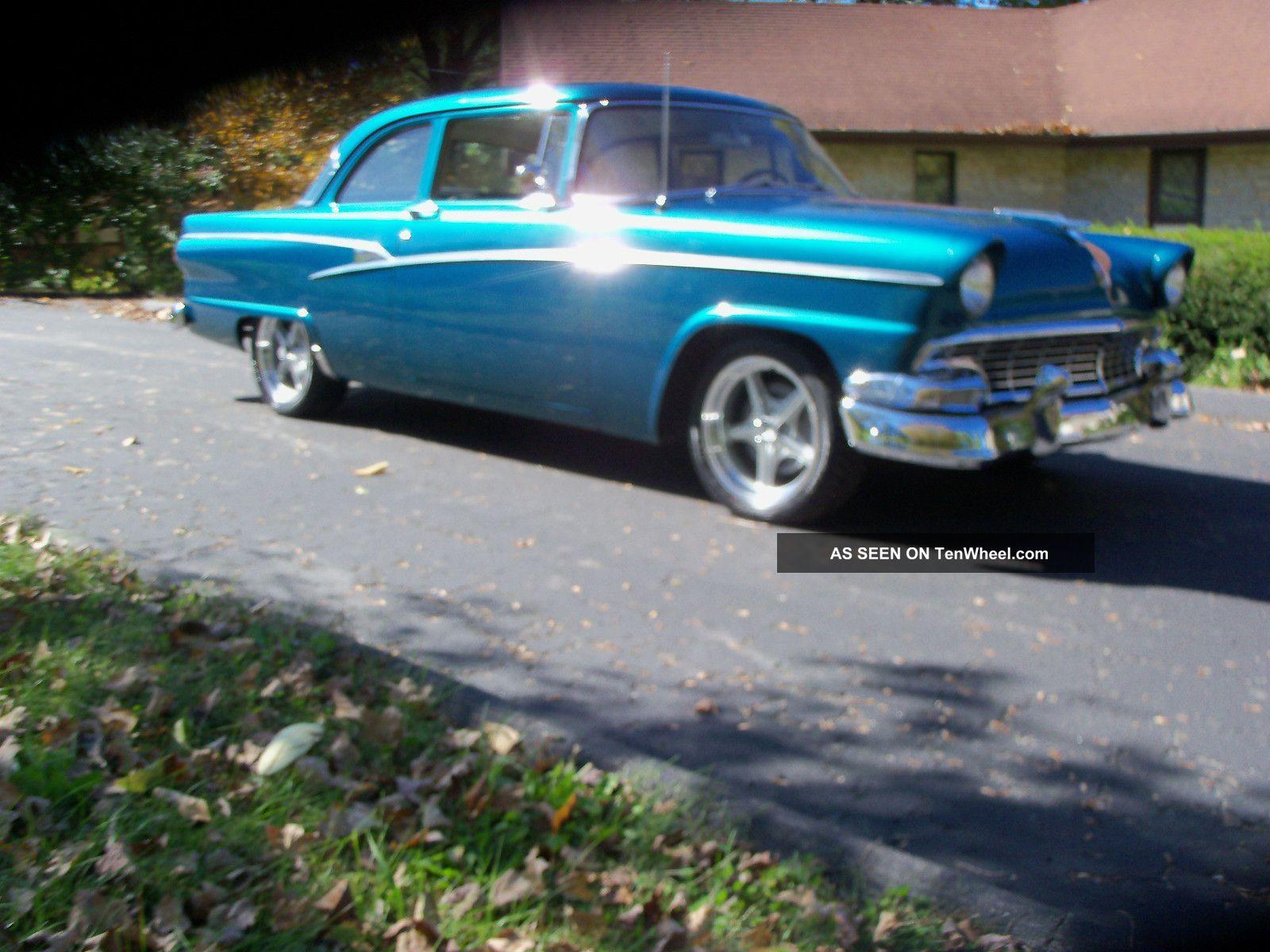 1956 Ford Customline Base 4.  4l Other photo