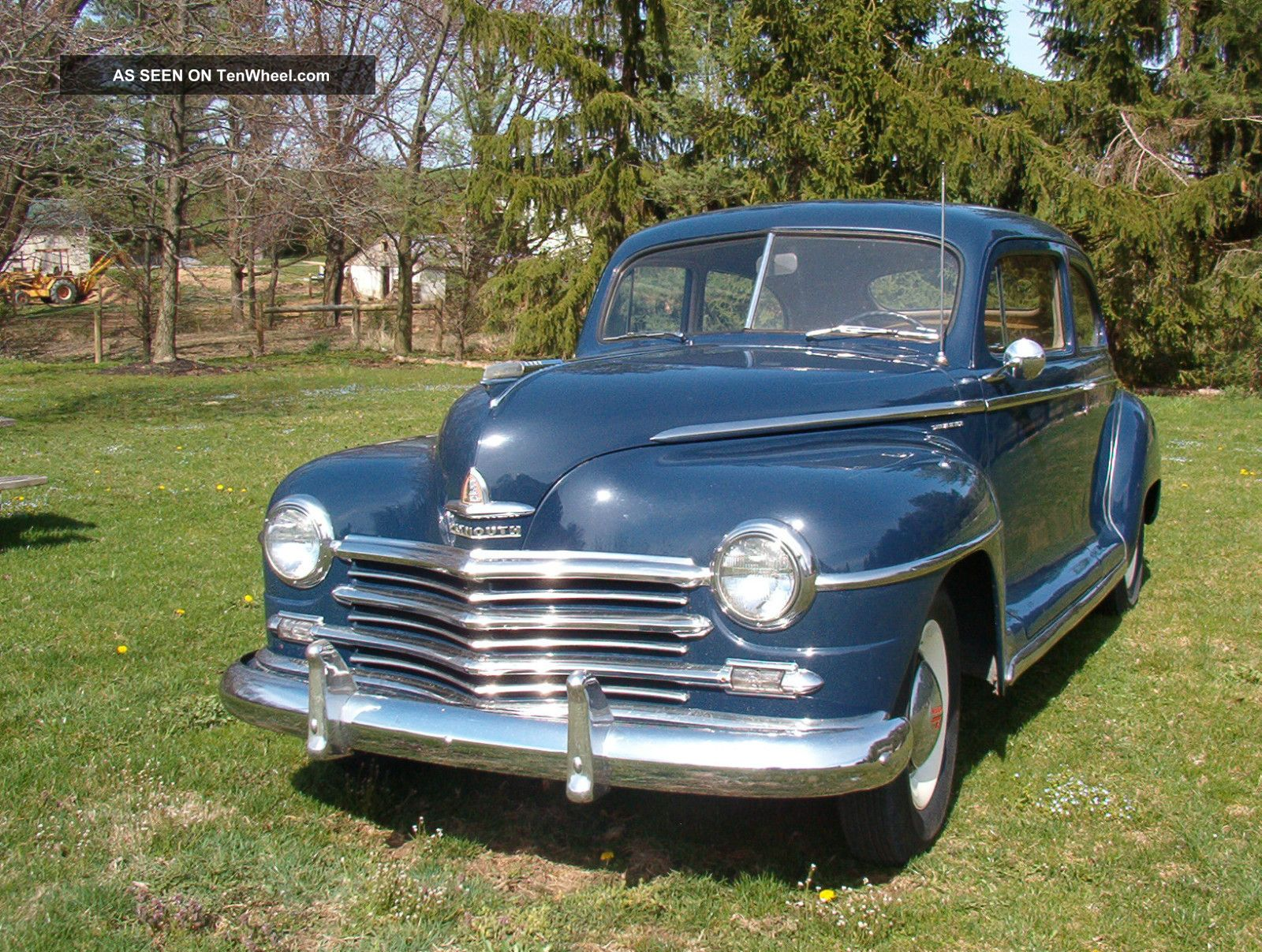 1947 plymouth 2 door for 1947 plymouth 4 door sedan