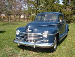 1947 Plymouth 2 Door photo