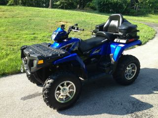 2008 Polaris Sportsman 500 Ho Efi 2x photo