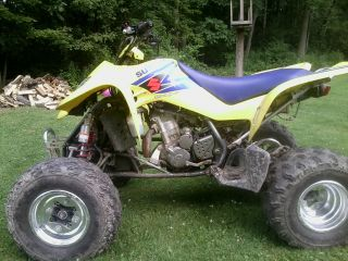 2006 Suzuki Ltz 400 photo