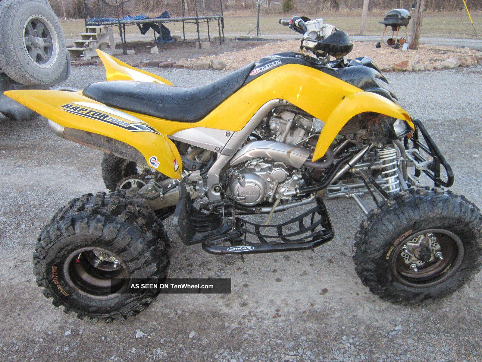 2006 Yamaha 700 Yamaha photo