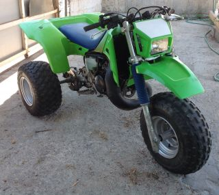 1987 Kawasaki Kxt250 Tecate photo