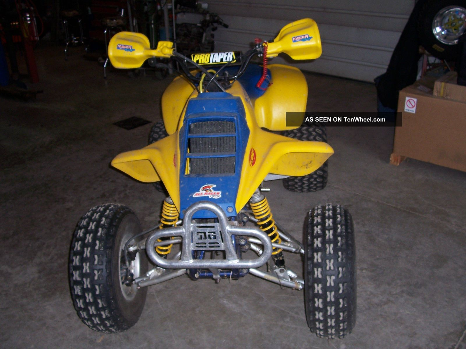 1989 Suzuki Lt250r Quadracer Suzuki photo