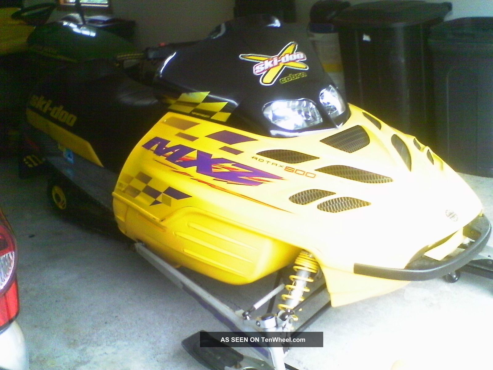 1999 Ski - Doo Mxz 600 Ski-Doo photo