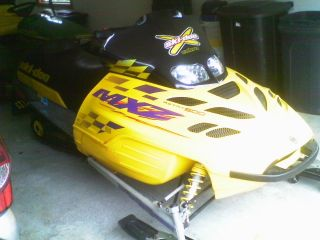 1999 Ski - Doo Mxz 600 photo