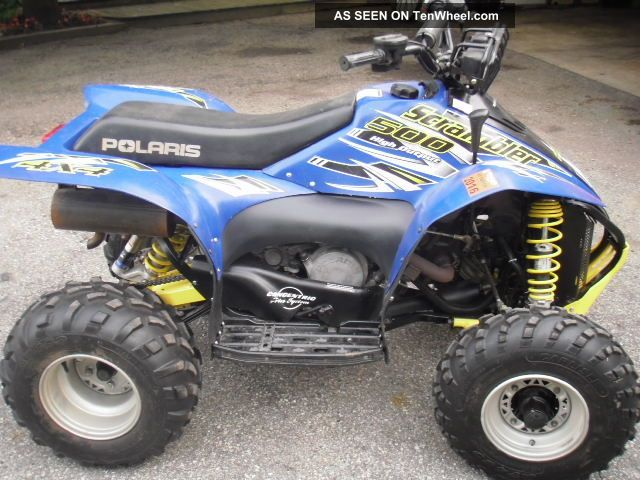 2003 Polaris Scrambler 500 4x4 Polaris photo