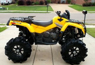 2008 Bombardier Can Am Max Xt 4x4 photo