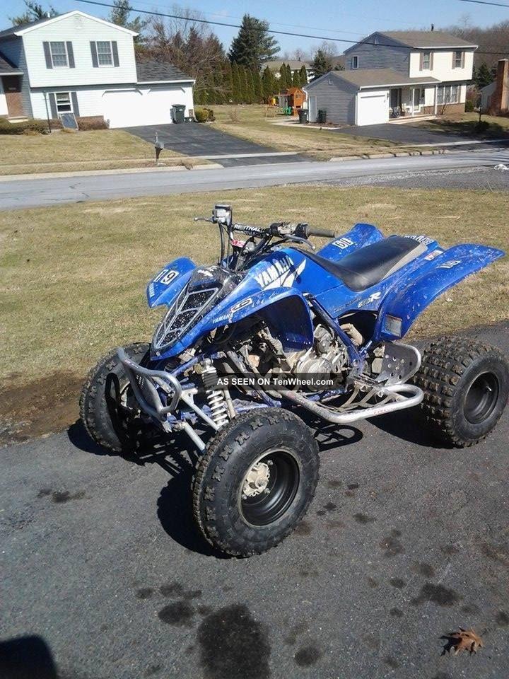 2002 Yamaha Raptor Yamaha photo