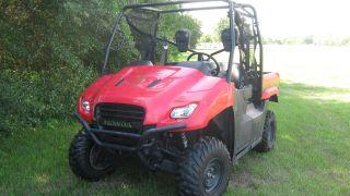 2011 Honda Big Red photo