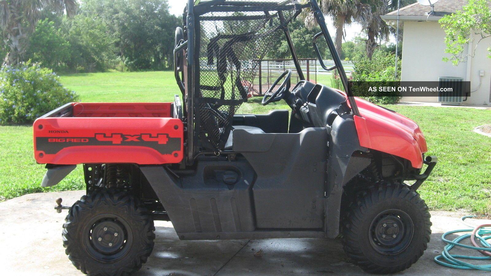 2011 Honda Big Red