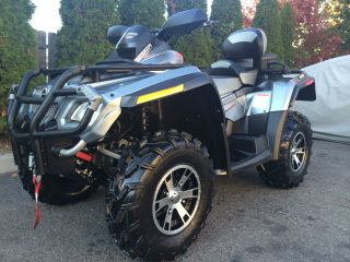 2007 Can Am,  Bombardier Outlander Limited Max photo
