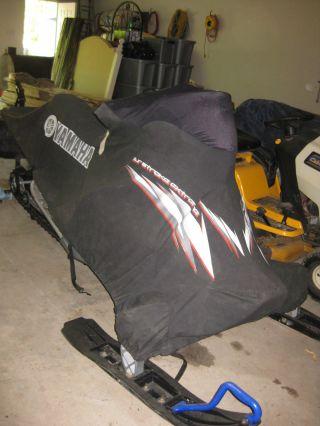 2007 Yamaha Phazer photo