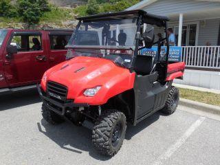 2012 Honda Big Red photo