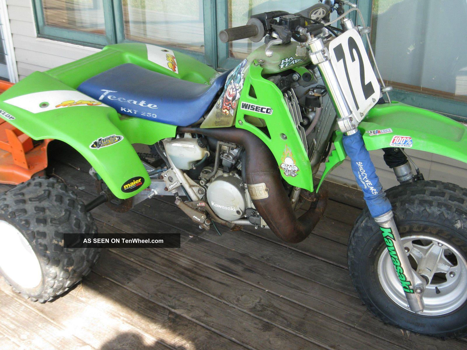 1986 Kawasaki Kxt250 Kawasaki photo
