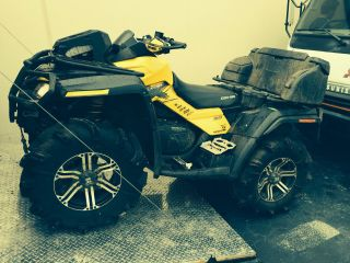 2012 Can Am Xmr photo