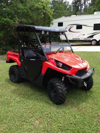 2011 Kawasaki Teryx photo