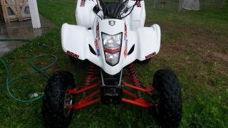2004 Suzuki Ltz 400 photo