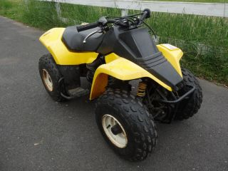 2002 Suzuki Lt80 photo