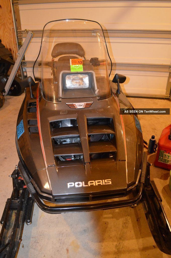 1991 Polaris Trail Deluxe Polaris photo
