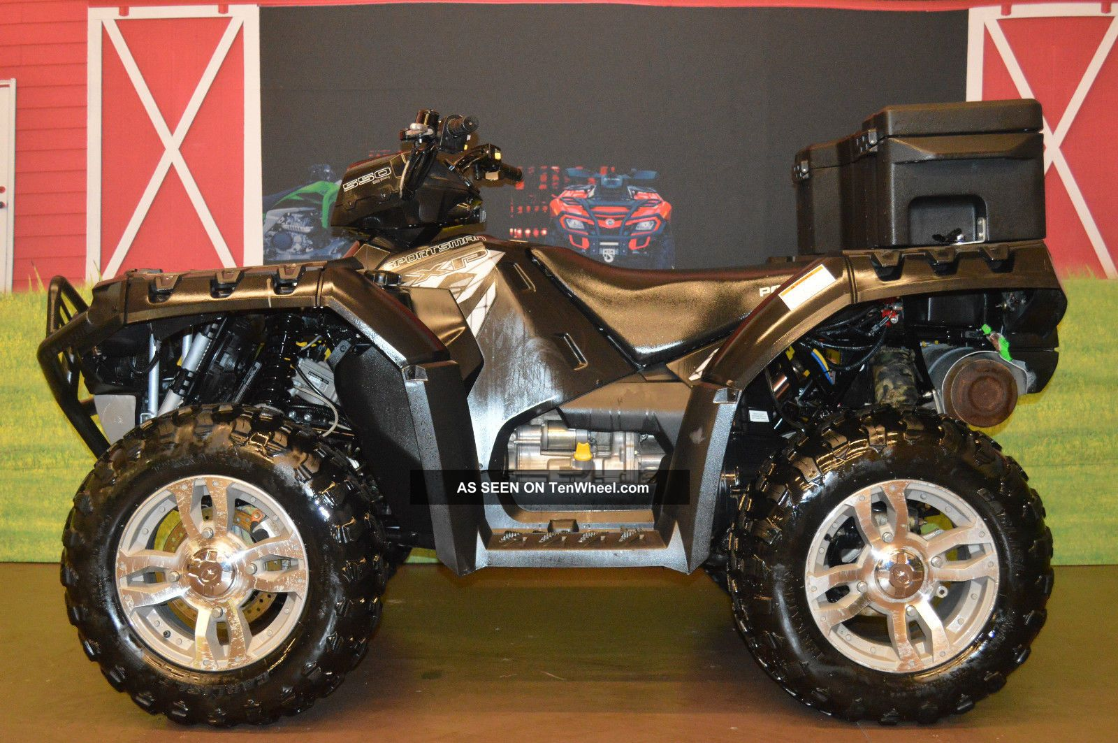 2009 Polaris Sportsman Polaris photo