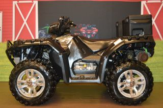 2009 Polaris Sportsman photo