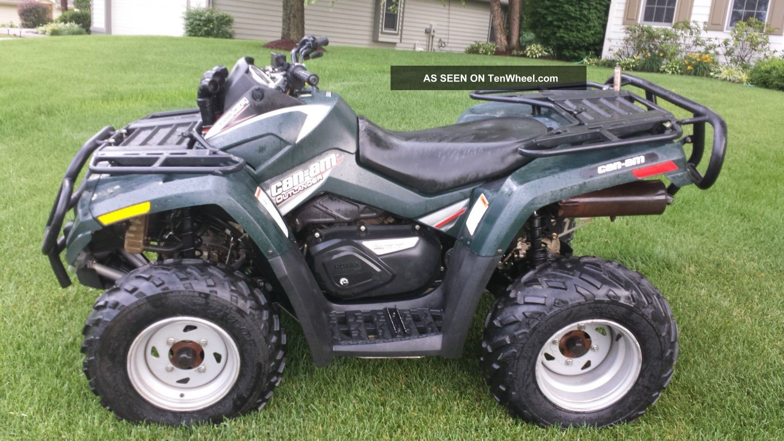 2007 Can Am Outlander 650 Other Makes photo