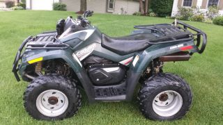 2007 Can Am Outlander 650 photo
