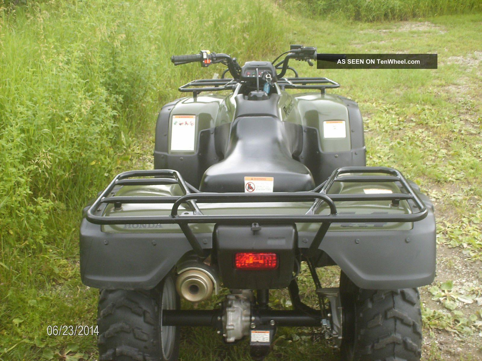 Suzuki Quadmaster Owners Manual