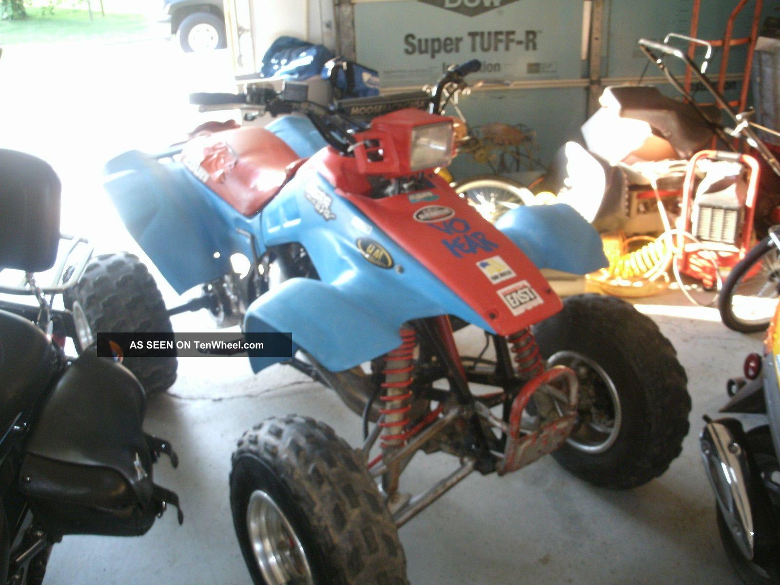 1989 Honda Trx 250r Honda photo