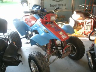 1989 Honda Trx 250r photo