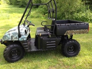2008 Polaris Ranger photo