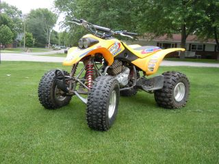 2001 Honda Trx 400 Ex photo