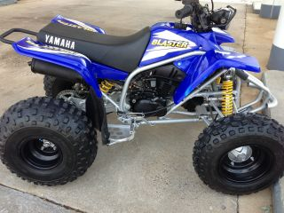 2001 Yamaha Blaster photo