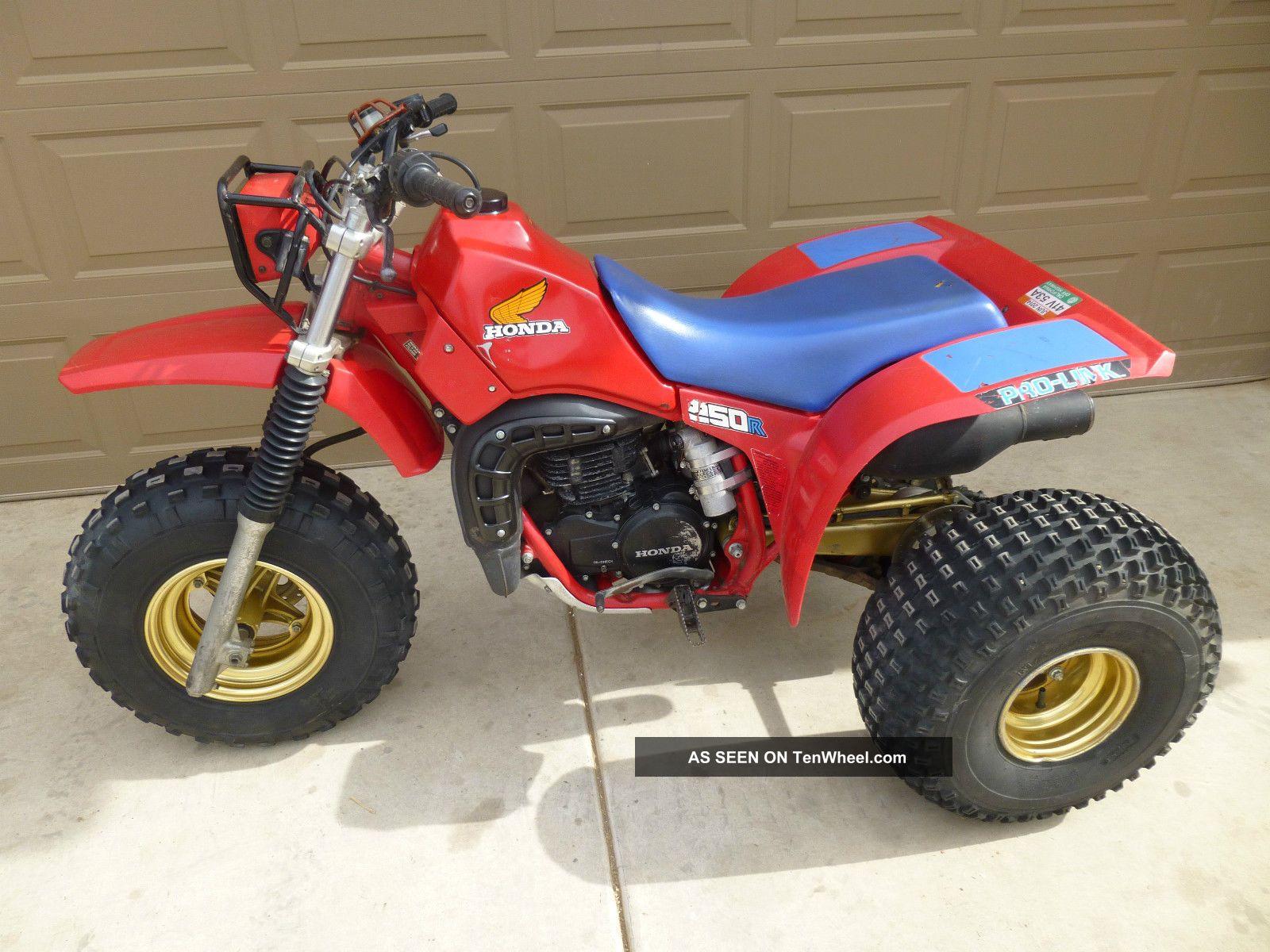 1984 Honda Atc250r Honda photo