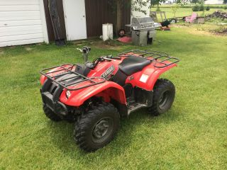 2003 Yamaha Kodiak photo