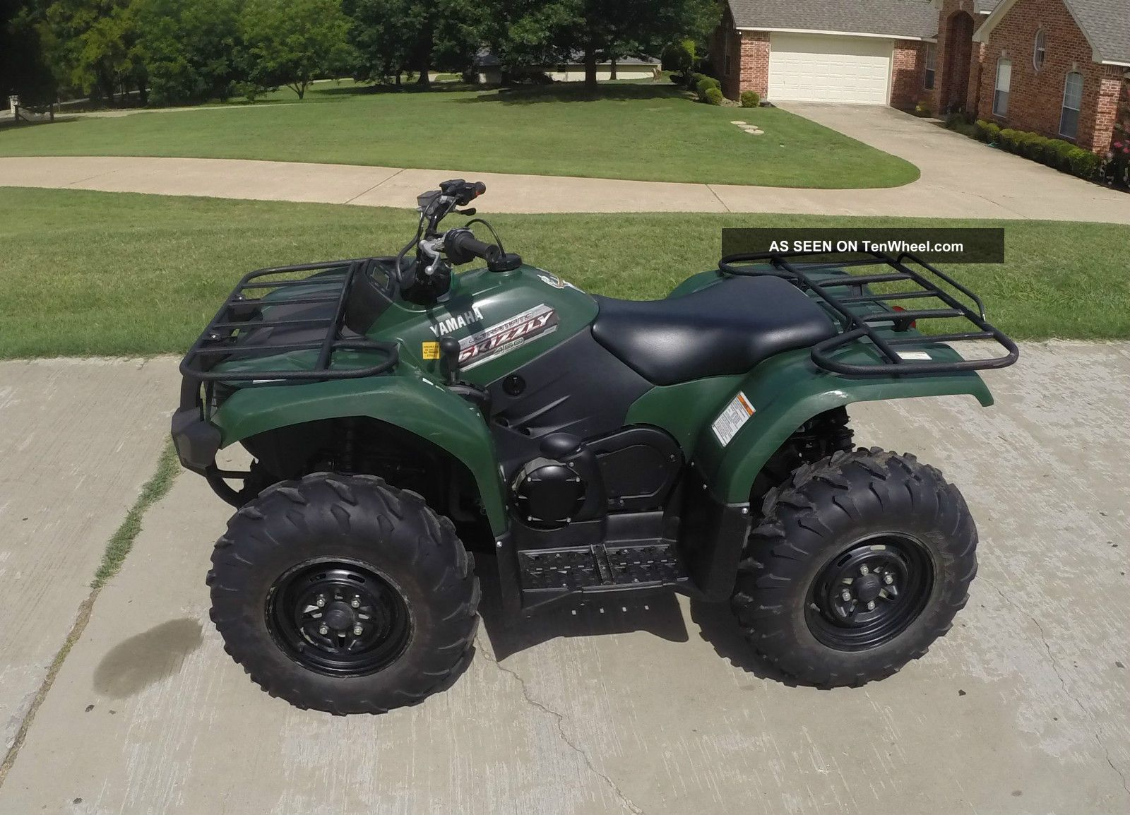 2014 yamaha grizzly 350 auto 4x4 specifications for 2014 yamaha grizzly 450 value