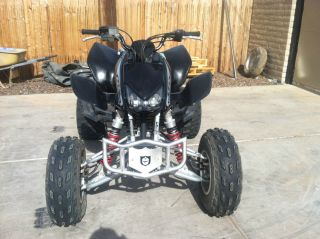 2005 Honda Trx 450r photo