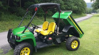 2008 John Deere Gator photo