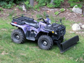 2006 Polaris Sportsman 500 Efi Awd photo