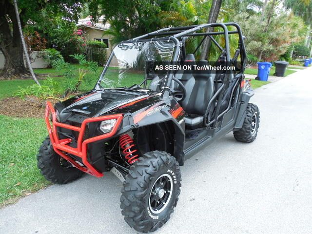 2011 Polaris Rzr 800 4 UTVs photo