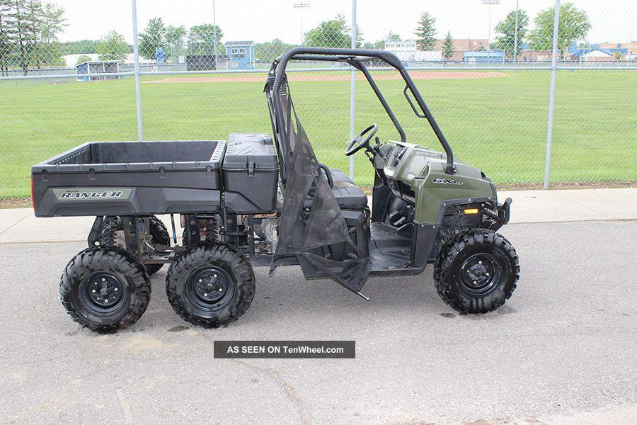 2011 Polaris Ranger UTVs photo